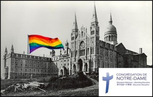 Canadian Congregation of Nuns Funding, Promoting LGBT Activism