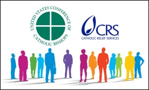 "CRS and USCCB Employees Celebrate Same-Sex ""Marriage"""
