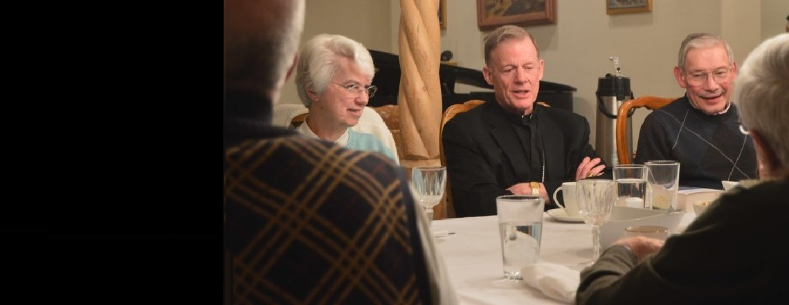 Is Archbishop Wester Feeding his Flock to the Wolves?