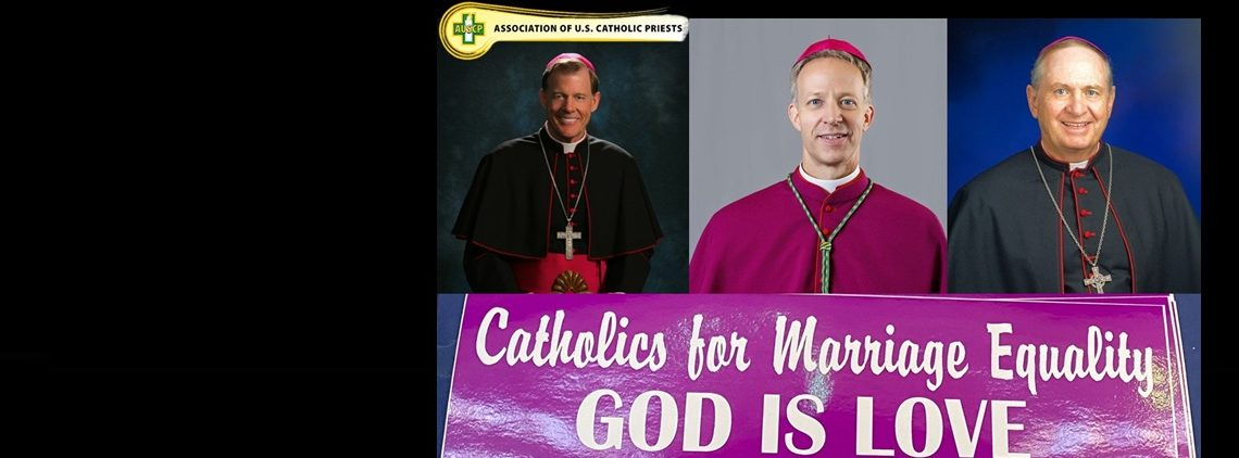 """US Catholic Bishops Participate in Conference Promoting Same-Sex """"Marriage"""""""